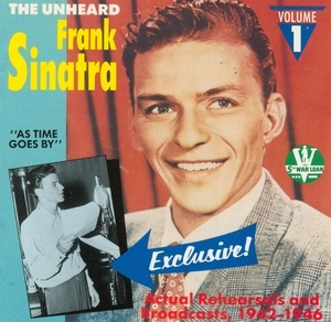 The Unheard Frank Sinatra, Vol.1: As Time Goes By album cover