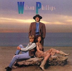 Wilson Phillips album cover