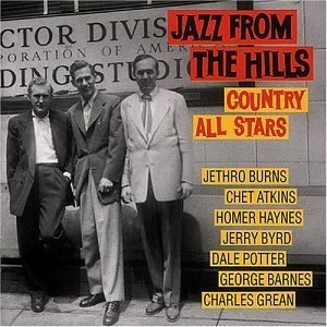 Jazz From The Hills album cover