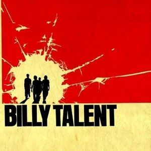 Billy Talent album cover
