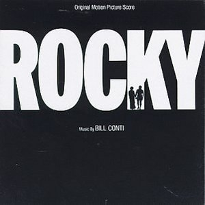 Rocky: Original Motion Picture Score album cover
