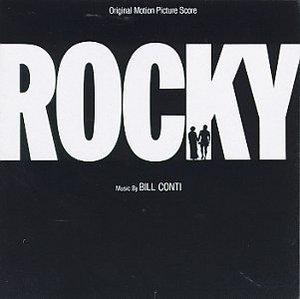Rocky: Original Motion Picture Score album cover