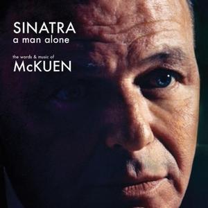 A Man Alone album cover