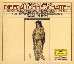 Strauss: Die Frau Ohne Schatten album cover