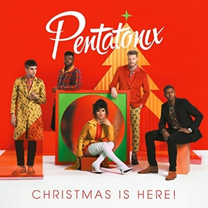 Christmas Is Here! album cover