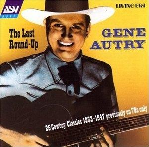 Last Round-Up: 25 Cowboy Classics  album cover