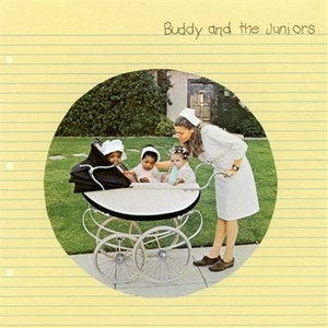 Buddy And The Juniors album cover