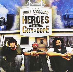 Heroes In The City Of Dope album cover
