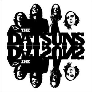 The Datsuns album cover