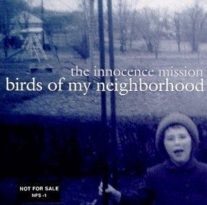 Birds Of My Neighborhood album cover