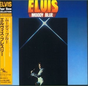 Moody Blue album cover