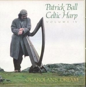 Celtic Harp 4: O'Carolan's Dream album cover
