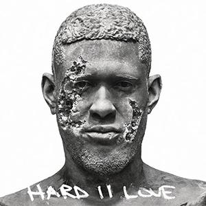 Hard II Love album cover