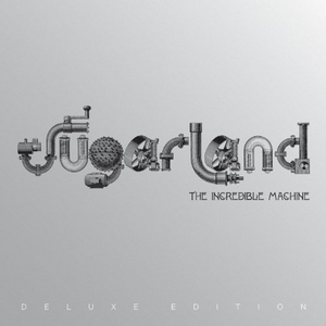 The Incredible Machine (Deluxe Edition) album cover
