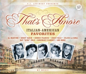 That's Amore: Italian American Favorites album cover