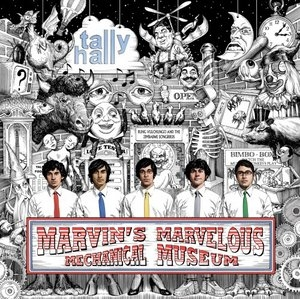 Marvin's Marvelous Mechanical Museum album cover