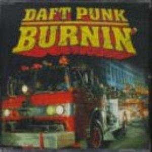 Burnin' (Single) album cover