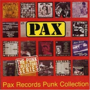 Pax Records Punk Collection album cover