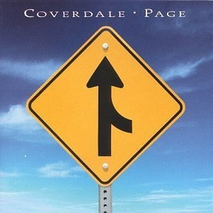 Coverdale-Page album cover
