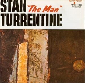 Stan 'The Man' Turrentine album cover