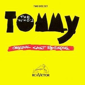 Tommy (1992 Original Cast) album cover