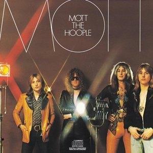 Mott album cover