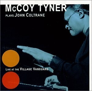 McCoy Tyner Plays John Coltrane album cover