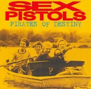 Pirates Of Destiny album cover