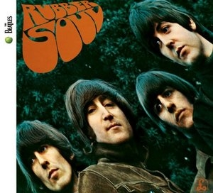 Rubber Soul (Remastered) album cover