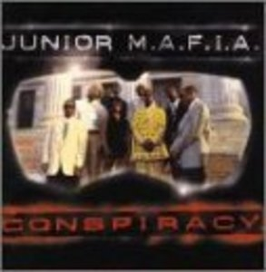 Conspiracy album cover