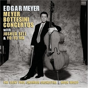 Meyer & Bottesini Concertos album cover