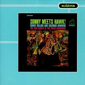 Sonny Meets Hawk! album cover