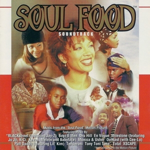 Soul Food (Soundtrack: Music From the Motion Picture) album cover