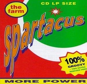 Spartacus album cover