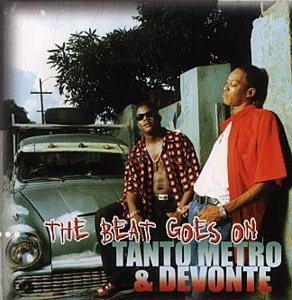 The Beat Goes On album cover