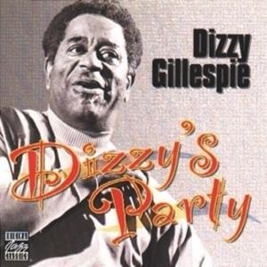 Dizzy's Party album cover