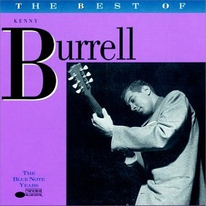 The Best Of Kenny Burrell album cover