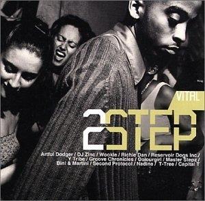 Vital: 2 Step album cover