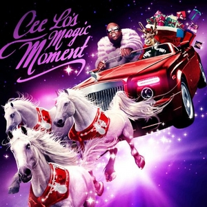 Cee Lo's Magic Moment album cover