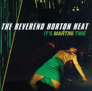 It's Martini Time album cover