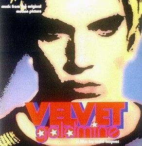 Velvet Goldmine (Music From The Original... album cover