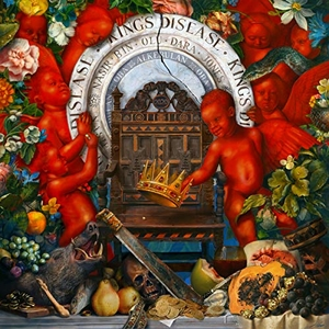 King's Disease album cover
