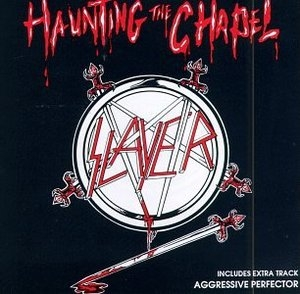 Haunting The Chapel album cover