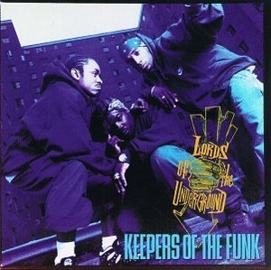 Keepers Of The Funk album cover