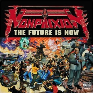 The Future Is Now (Exp) album cover