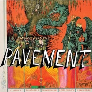 Quarantine The Past: The Best Of Pavement album cover