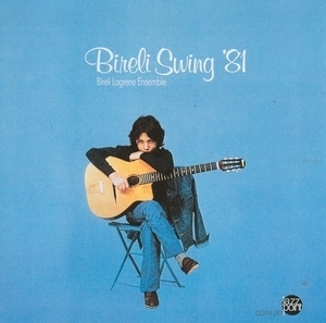 Bireli Swing 81 album cover