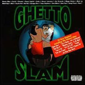 Ghetto Slam album cover