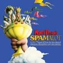 Monty Python's Spamalot (... album cover
