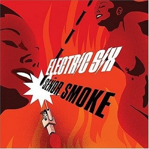 Señor Smoke album cover